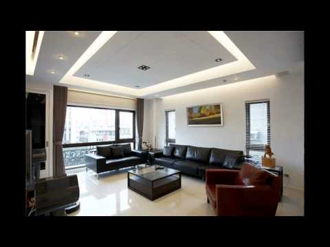 Living Room False Ceiling