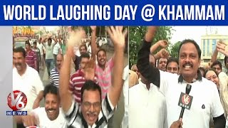 World Laughing Day Celebrations in Khammam (03-05-2015)