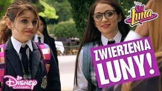 Luna opowiada o swoich uczuciach   Soy Luna   Disney Channel Polska