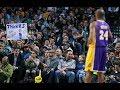 Kobe career highlights compilation|Thank You Kobe