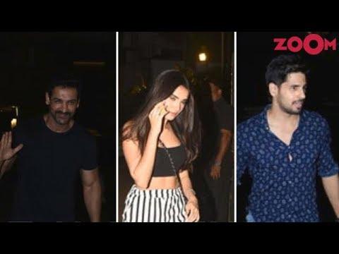 Bollywood celebs attend Milap Zaveri's birthday bash & more! | Bollywood News