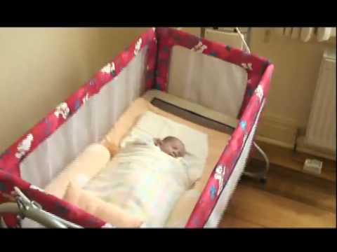 2 in 1 automatic swinging cradle and 2 storey cot   youtube  rh   youtube