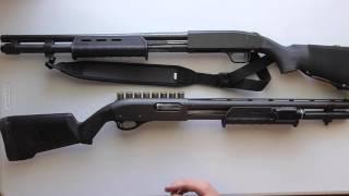 remington 870 vs mossberg 590