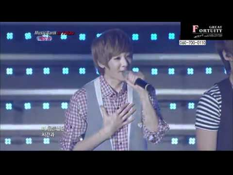 U-kiss singing Paradise(boys over flowers ost)