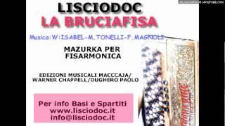 LA BRUCIAFISA - MAZURKA PER FISARMONICA - W.ISABEL/M.TONELLI/F.MAGNOLI (MA CHE FISA VOL1)