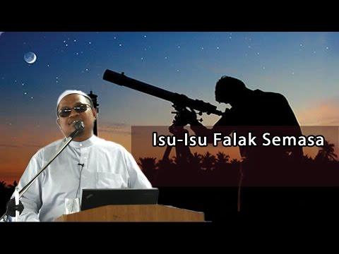 ISU-ISU FALAK SEMASA- USTAZ HANAFIAH ABD RAZAK