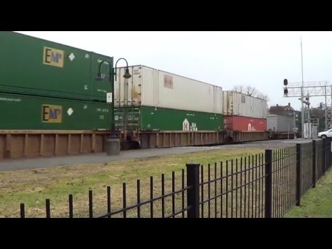 Railfanning in The Triad With EMD, CP, & KCS Leaders 12/22 & 12/30/15