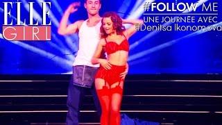 Une danse pour dire.. avec Denitsa Ikonomova | Follow Me, une journée avec... | Sur ELLE Girl