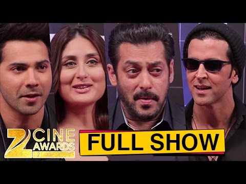 Zee Cine Awards 2017 Full Show RED CARPET | Behind The Scene Drama | UNCUT