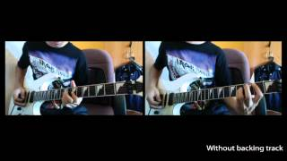 X Japan - Endless Rain (Guitar Solo Cover)