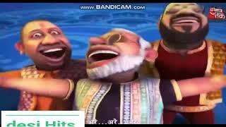 Chain kho gya hai dilbar ( dilbar new song ) neha kakkar. ikka. t-series. Modi ji version