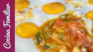 Huevos con pisto | Javier Romero