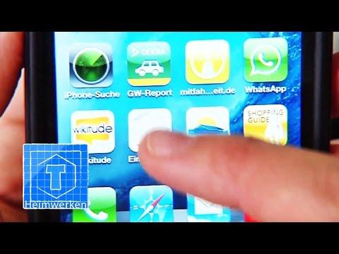 Test: Einrichtungs-App   Test   ToolTown