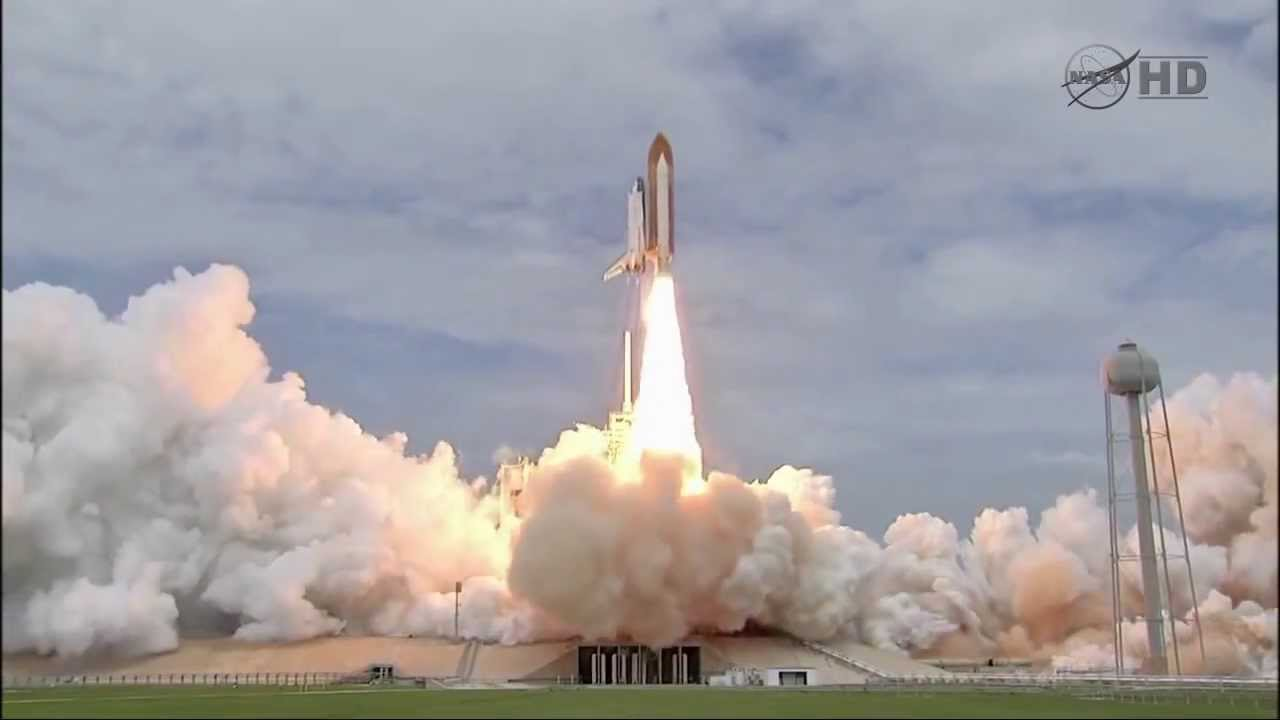 Exiting Countdown & T-31 hold - Launch Last Space Shuttle ...