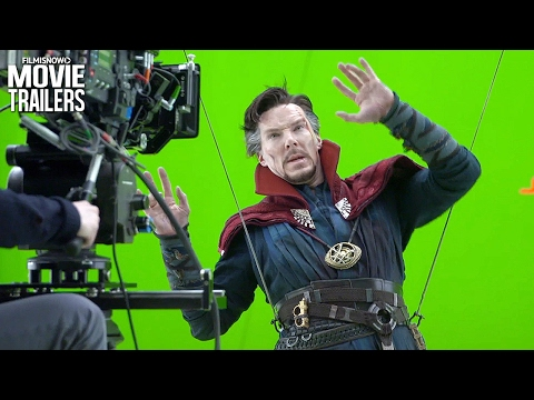 Doctor Strange | DVD/Blu-Ray Bonus Features Compilation