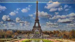 Под Небом Парижа музыка Юбер Жиро в подарок Ольге(Приглашаю на мой блог http://masterskaya1954.blogspot.ru/, 2015-07-05T18:10:40.000Z)