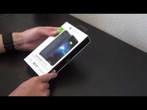 Mophie Juice Pack Access Unboxing