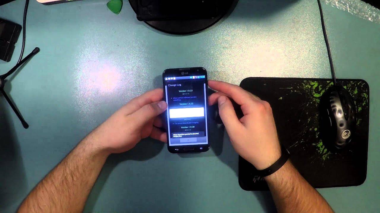 Прошивка для LG Optimus G Pro E988
