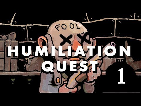 Blargh! The Spelunky RSVP Quest for Humiliation, Episode 1