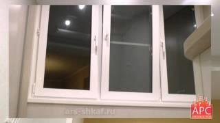 Совмещение и капитальный ремонт балкона 1-515 (1-515/9Ш) под ключ(Компания Арсеналстрой представляет пример комплексного ремонта и совмещения балкона в доме серии 1-515 (1-515/9..., 2015-12-23T05:03:54.000Z)