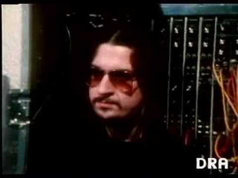 Tangerine Dream  1980 Musik pt1.