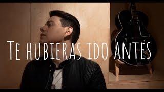 Te Hubieras Ido Antes - Carlos Guerrero / Julión Álvarez y Su Norteño Banda
