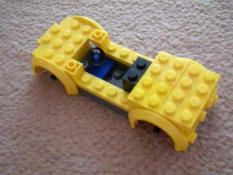 How To Make A Lego Lamborghini Youtube