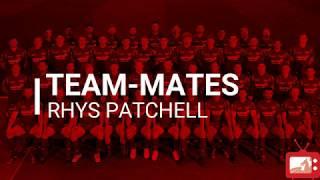 Team-Mates: Rhys Patchell