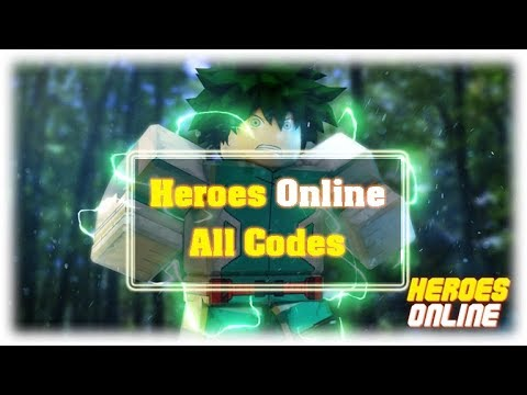 Heroes Online Roblox Wiki Codes Roblox Heroes Online All Codes And 1 Present Working August