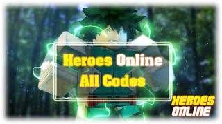 [Roblox | Tutti i codici di Heroes Online] e 1 regalo!!! *(Working August 2018) *