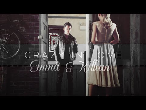 crazy in love | killian & emma Mp3