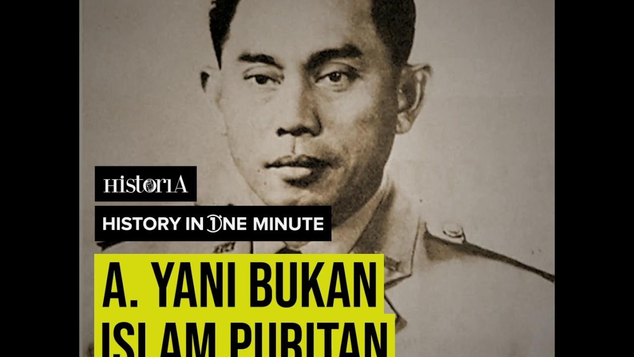 Gambar Pahlawan Ahmad Yani