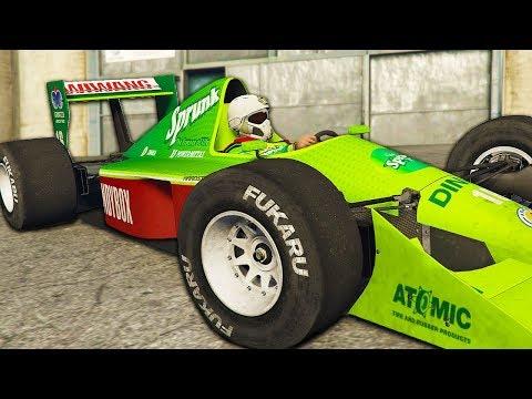 I Won The F1 Car - GTA Online Casino DLC