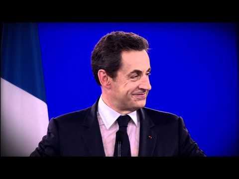 UMP - Les meilleurs moments du grand meeting de Villepinte