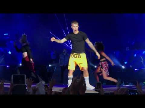 Justin Bieber - Company live @ I-Days Festival Monza - 18 Giugno 2017