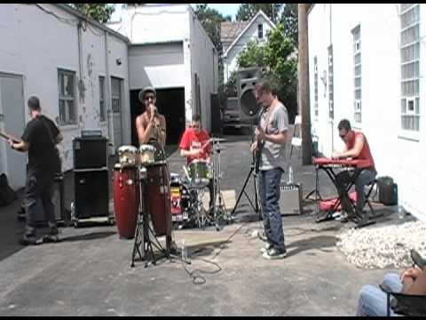 we the people - weeds + demand the party (larchmere porchfest, cleveland ohio 6/23/12)