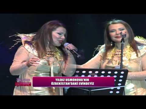 YILDIZ USMANOVA ÖZBEKİSTAN EV -TV360 HAYATIN İÇİNDEN
