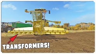 Farming Simulator 17 - CO TO ZA GNÓJ! ROPA DLC