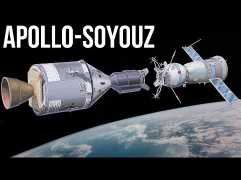 🚀 Apollo-Soyouz - Une rencontre au sommet