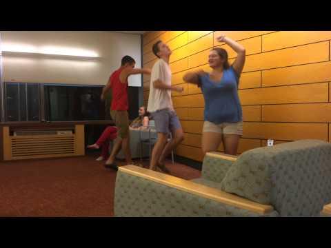 URI Flagship Karaoke- Cohort 14 WICKED AWESOME ETHNIC GROUP STYLE
