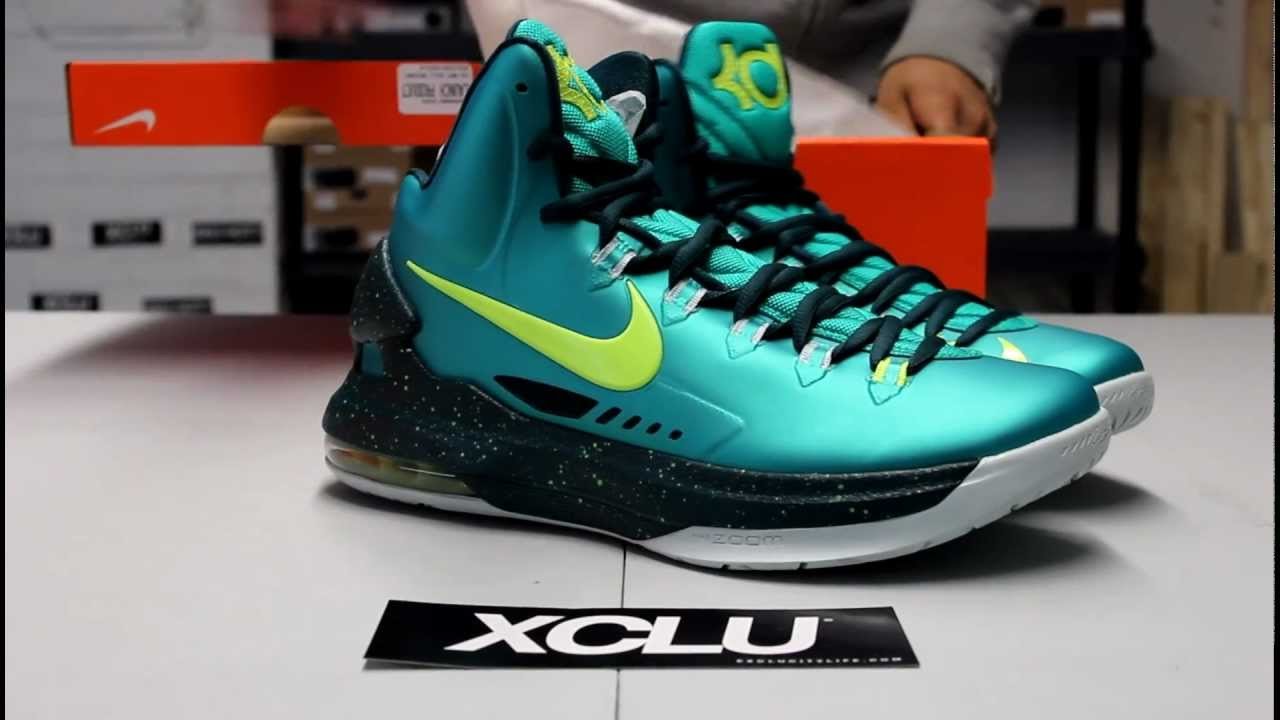"KD V ""Hulk""- Unboxing Video @ Exclucity - YouTube"