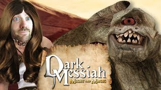 ONE EYED MONSTER - Dark Messiah of Might and Magic Gameplay Part 3