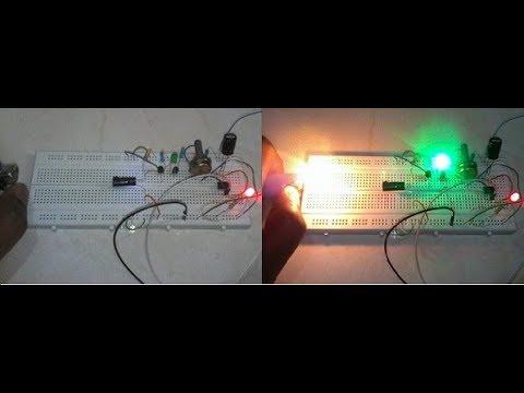 Sensor de llama o alarma contra incendios thumbnail