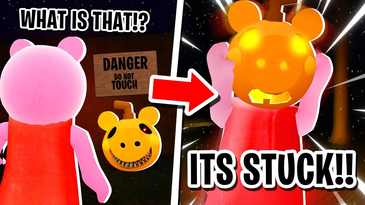 The STORY of PUMPIGGYS TRUE IDENTITY In Roblox Piggy (Piggy Story)