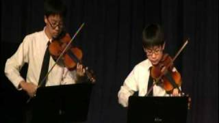 1-21-2010 Sms Winter Wassail - Concerto In B Minor By Vivaldi
