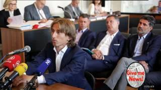 Luka Modric podría ir a la cárcel por falsear testimonio!