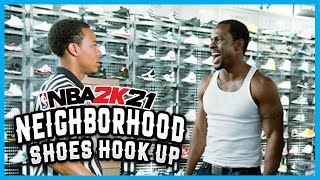 NBA 2K21 Free Shoes Hook up in…