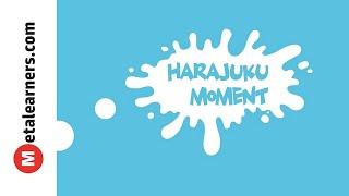 Jaký je ten Váš Harajuku moment?