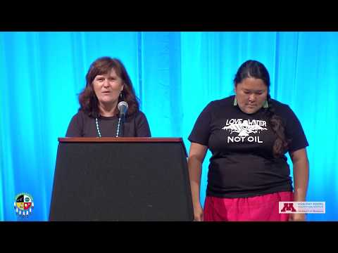 2017 Native American Nutrition Conference -  Linda Black Elk