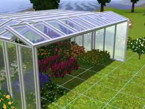 The Sims 3 Y Greenhouse Youtube
